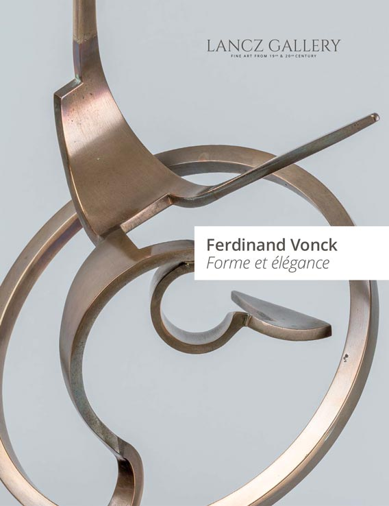 Ferdinand Vonck - Catalogues d'expositions