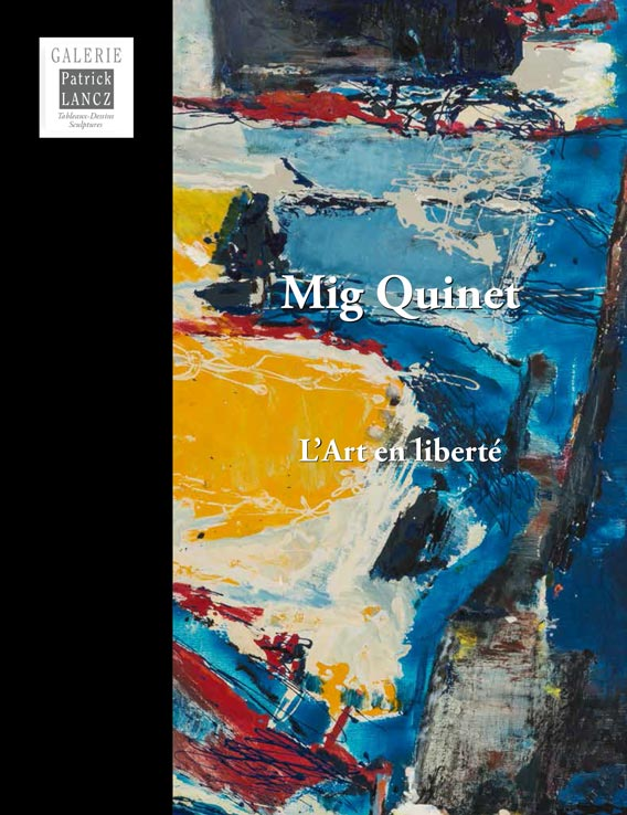 Mig Quinet - Catalogues d'expositions